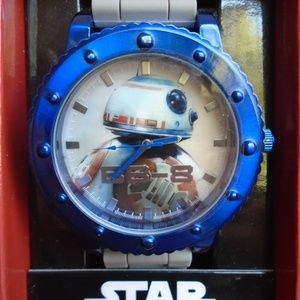 Disney Star Wars BB-8 Watch NWT